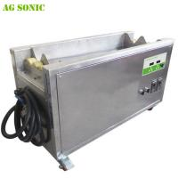 Quality Customized Ceramic Anilox Roll Ultrasonic Cleaner , Ultrasonic Cleaning for Anilox Roller 40khz for sale
