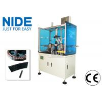 Quality Double Station Wheel Motor Wedge Inserting Machine for Electrical bike for sale