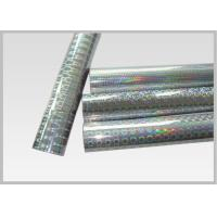 Quality Fine Luster Holographic Lamination Film With Superior Bonding Strength for sale