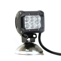 Quality 2Pcs 4 Inch 18W Cree LED Work Light Bar Driving Spot Beam Suv Atv Ute Jeep Truck for sale