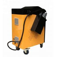 Quality Overseas service provided handheld 120w fiber pulsed laser cleaning machine for rust removal for sale