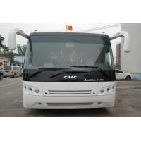 Buy Large Capacity 14 Seat Tarmac Coach Airport Limousine Bus Wheel Base 7100mm at wholesale prices