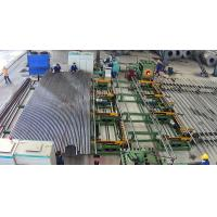 Quality high efficient automatic hot upsetting press for oil pipe on sale for sale