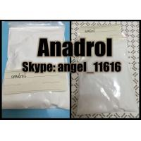 Quality GMP Standard Anadrol Oral Anabolic Steroid Hormones Oxymetholone 434-07-1 For Muscle Gain for sale