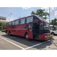 Quality 2011 Year Used Coach Bus 12m 24-55 Seats Diesel Engine With AC Equipment for sale