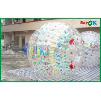 Quality Customized Giant Inflatable Zorbing Ball For Inflatable Sports Games for sale