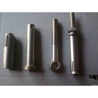 Quality Elevator Hot Dipped Galvanized Bolts Anti Corrosion For Metal Structures for sale