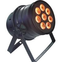 Quality 8 x 10watt Led Par Cans , 5-In-1 Alu Led Par Light 3CH /5CH /12CH for sale