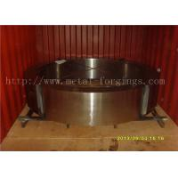 Quality EN10025-2 S355J2G3 Forged Steel Rings Normalizing Heat Treatment for sale