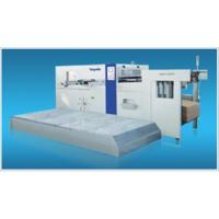 China Auto die cutting and creasing machine on sale