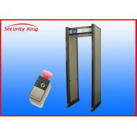 Quality XST-F45 Airport walk-through body scanner metal detector factory for sale