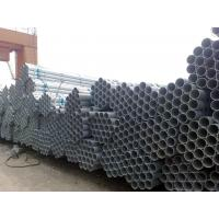 Quality Round EN10219 Seamless Galvanized Steel Tubes Pipe Custom For Hydraulic Pipe for sale