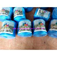 Buy cheap 22500D Blue PP Raw Material Polypropylene Tying Twine Packing Rope SGS Certification from wholesalers
