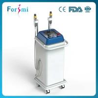China Two handles thermage RF microneedle Machine for sale on sale