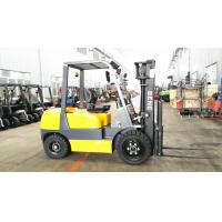 Quality FD25T forklift 2.5ton diesel forklift with ISUZU C240 engine 2.5t diesel forklift price for sale