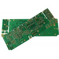 Quality Multilayer Custom PCB Boards Through Hole Blind Buried Vias 10 Layer PCB Circuit Board for sale