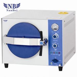 Quality 20L NBTM-XB24J Steam Sterilizer Automatic Control Table Type 0.22Mpa for sale