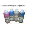 C / M / Y / K Ink Series Inkjet Printer Ink For Piezo Electric Outdoor Printer for sale