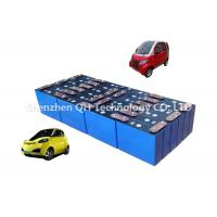 China High Power Lithium Iron Phosphate Car Battery 96V 120Amp Hybrid Electric Vehicle on sale