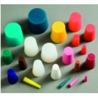 Quality Personalised Shaped Silicone Stopper With Hole , Soft Silicone Bungs For Wine Barrels for sale