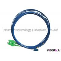 China Indoor Fiber Optic Jumper SC/APC – LC/PC Fiber Optic Network Cable For FTTH on sale