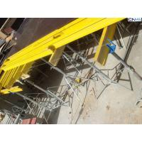 Quality Adjustable Scaffolding Steel Prop , Building Support Props Q345 Steel Pipe for sale