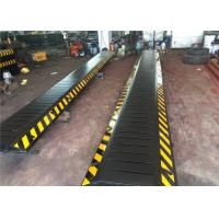 Buy Anti terror Vehicle control automatic traffic spikes Surface mounting with sharp blades at wholesale prices