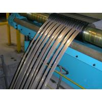 Quality AISI 300 Series 304 Cold Rolled Stainless Steel Strip Bao Steel For Hoop / Spare Parts for sale