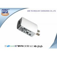 Quality White universal 10w 5v 2a USB Power Adapter for sale