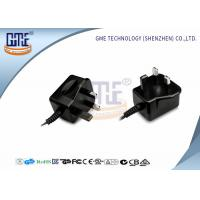 Buy Black GME Competitive 5W Mini AC DC Power Adapter with CE Approval at wholesale prices