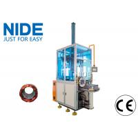 Buy cheap hydraulic system Stator Wire Forming Machine coil winding shaping machine from wholesalers