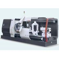 High Spindle Speed CNC Turning Lathe Machine With X/Z Axis Servo Motor