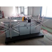 Quality PE / PP Corrugated Spial Plastic Pipe Machine , PVC Pipe Making Machine for sale