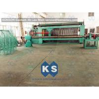 Buy Large Heavy Type Gabion Machine , Hexagonal Wire Mesh Weaving Machine  at wholesale prices