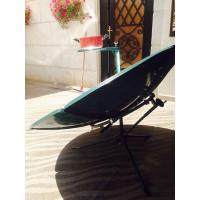 Quality 1500W portable parabolic solar cooker with higher efficiency for sale