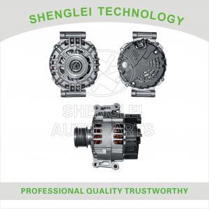 Quality 0124515088 Mercedes Benz Alternator 12V 120A Aluminum Material Made for sale