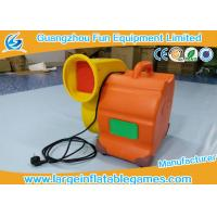 Quality Commercial Small Air Blower For Inflatable Water Slide , 220v/110V 1500W for sale