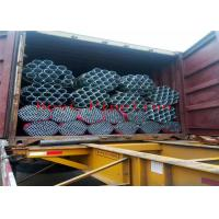 High Performance ASTM A53 Grade B Electric Resistance Welded Steel Tube With BS 1387-1987 for sale