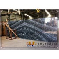 China White Wood Marble Slabs/ China Ancient Wood Marble Slabs for sale