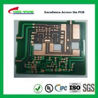 Buy 4 Layer PCB For Computer , FR4 1.6MM OSP Printed Circuit Board Assembly And SMT at wholesale prices