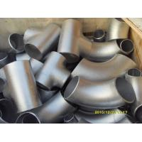 Quality Stainless Reducing Tee , Welded Forged Steel Pipe Fittings , Tee with ANSI for sale