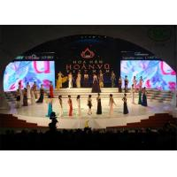 Quality Full Color P10 Outdoor Stage LED Screens Rental With synchronous Control for sale