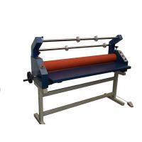 Quality Electric Cold Laminator 1600mm Rewinding Graphic Cold Roll Laminator (WD-HLD1600) for sale