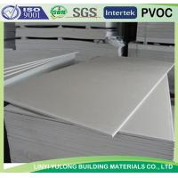Quality factory produce gypsum drywall board /plasterboard with Paper Faced for sale