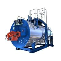 Quality High Pressure Gas Fired Steam Boiler for sale
