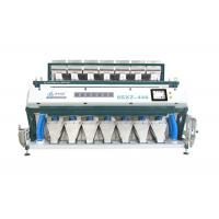 Quality Seven Feeder 448 Channels CCD Color Sorter Machine With Oxidation Treatment Chute for sale
