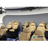 Quality Luxury Chair 5D Movie Theater Simulator For Playground Center 2 Years Warranty for sale