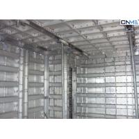Quality High Effective Natural Aluminium System Formwork , 64mm Thickness for sale