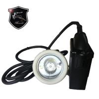 Quality KL5LM-B  super bright Rechargeable battery LED Mining Head Wire Lamp for sale