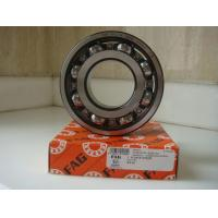 Quality DIN625 Open Type Chrome Steel Ball Bearing For High Speed Transmission Parts for sale